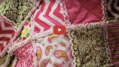 Soft & Cozy Rag Quilt Is So Easy To Make For Beginners! | DIY Joy Projects and Crafts Ideas