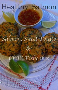 An exotic variety of fishcakes.