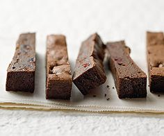 Christmas Brownies From Better Homes and Gardens, ideas and improvement projects for your home and garden plus recipes and entertaining ideas.