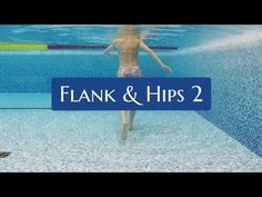 Flank and Hips 2 Swimming Pool Exercises, Pool Workout, Swimming Tips, Swimming Pools, Spin Bike Workouts, Water Workouts, Cardio Workouts, Fitness Exercises, Cycling Workout