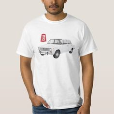 Shop Citroën DS 21 white - black top created by knappidesign. Personalize it with photos & text or purchase as is! White Tee Shirts, White Tees, Black Tops, Fitness Models, Shirt Designs, 21st, Mens Tops, T Shirt, How To Wear