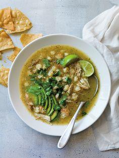 Instant Pot Chicken Posole Recipe | Williams Sonoma Taste