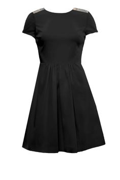 A variation to the little black dress!