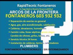 Fontaneros Arcos De La Frontera 603 932 932 baratos