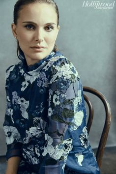 Natalie Portman, photographed by Austin Hargrave for 'Jackie'