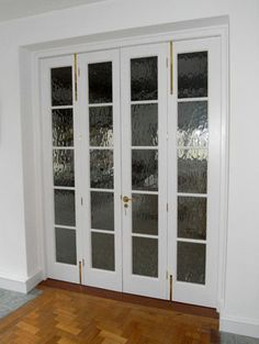 loved bifold french doors the old fashioned kind that dont slide on a rail but fold back the inner against the outer then the inner against the wall