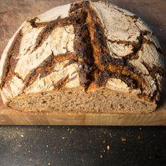 Bread, Food, Sourdough Recipes, Whole Wheat Flour, Bread Baking, Food Food, Brot, Essen, Baking