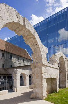 Galeria de Reabilitação e Ampliação da Escola de Música de Louviers / Opus 5 Architectes - 3