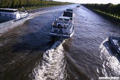 Amsterdam-Rijnkanaal scheepvaart