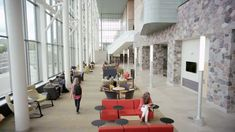 Like every space on campus, the library now is being rethought and reorganized. See how @Grand Valley State University and @Steelcase applied the principles of Active Learning to completely re-imagine the #library experience.