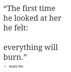 everything will burn.                                                                                                                                                                                 More