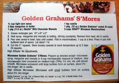 Golden Grahams Smores