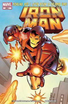 Iron Man #258.1 #Marvel #IronMan