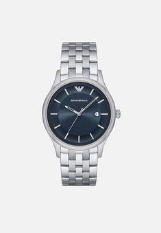 Lambda - AR11019 - silver Armani Watches | Superbalist.com