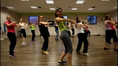 Zumba fitness with Karin Velikonja - Belly dance >>danza del vientre