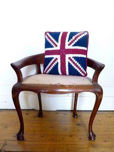 Union Jack on the royalsisters.blogspot.com