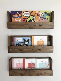 e6894954a89 Looking for a great deal on set of 3 rustic wood shelves kids room nursery  book shelves rustic wood book shelf wall hanging shelves shelf kids and  nursery ...