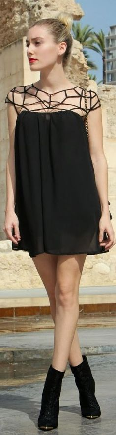 Total #look #black by Personal Style