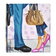 Lifestyle-Fashion illustration by Elaine Biss