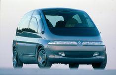 Renault Scenic Concept (1991) - Энциклопедия концептуальных автомобилей