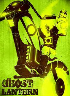 Ghost Lantern   23 Heroes Who Would Make Incredible Green Lanterns