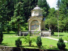 Tronosa Monastery,Korenita(amazing water)