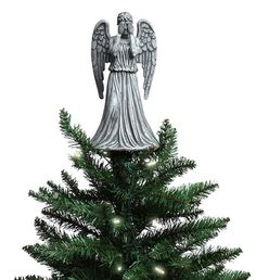 Think Geek  Weeping Angel Christmas  Topper (not about dr who but instead for jenny)