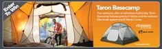 Check out the Taron Basecamp Giveaway from Eureka!http://blog.eurekatent.com/taron-basecamp-tent-giveaway/