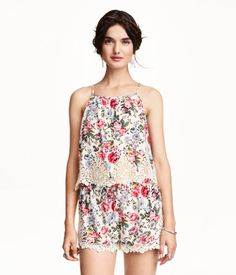 Check out this adorable two piece set from H&M