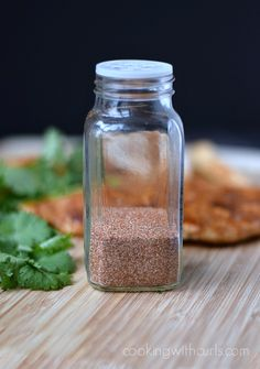 This Southwest Seasoning is perfect on chicken, beef, fish or pork.