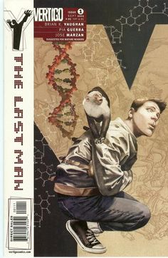 Y: The Last Man. Looks interesting. No impractical costume though!