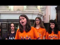 Coro de Crianças da OSB - Solo da Sofia Jordão em The Sound Of Music