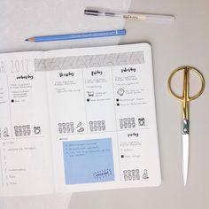 Utiliser des post it pour customiser son bullet journal Use post it for customize your bullet journal