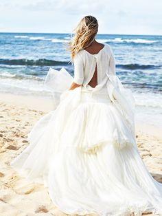 Hawaiian Grace dresses from Delphine Manivet