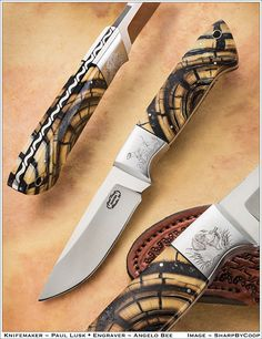 Photos SharpByCoop • Gallery of Handmade Knives - Page 50