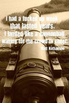 Matt Nathanson Song Lyric
