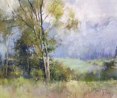 Richard McKinley - Work Zoom: A Gentle Rain