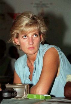January 14, 1997:  Diana, Princess of Wales travelled with the Red Cross to Angola to create international awareness of landmines.