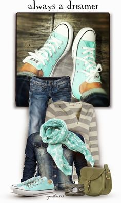 WANT At least scarf and shoes. I can figure out the rest.