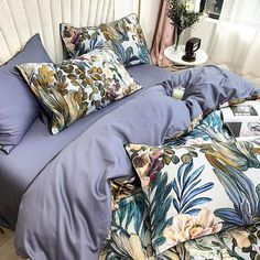 1000TC Egyptian Cotton Luxury Embroidery Duvet Cover | Yedwo Home - YEDWO