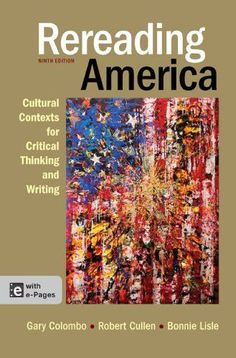 This fleeting world a short history of humanity new nonfiction rereading america cultural contexts for critical thinking and writing 9th edition fandeluxe Images