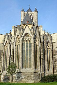 ˚Belgium - St. Nicholas' Church
