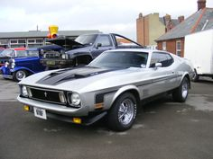 1971 Mustang Mach 1 | 1971 Ford Mustang Mach 1 Image