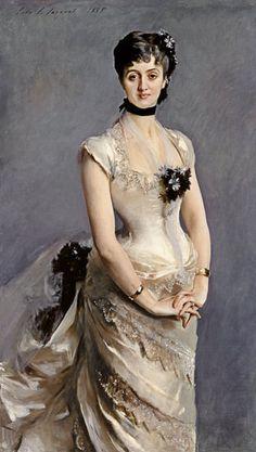 John Singer Sargent - Madam Paul Poirson