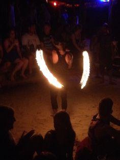 Fire at Fizz (Kho Thao, Thailand)