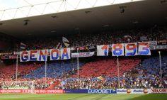 genoa tifo - Cerca con Google | Genoa Cricket and Football Club ...