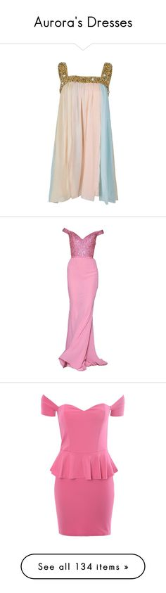 """""""Aurora's Dresses"""" by disneydressing ❤ liked on Polyvore"""