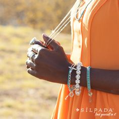 Be bold. Be bright. Be you. #SilpadaStyle #WomensFashion #turquoise