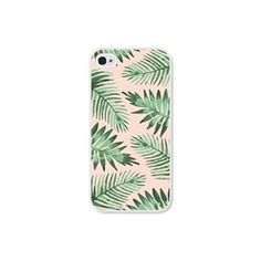 Case for Iphone 6 - banana leaves