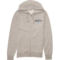 Billabong Unisex Hop Up Zip Hoodie ($38) ❤ liked on Polyvore featuring tops, hoodies, fleece tops, grey heather, gray hooded sweatshirt, zipper hoodie, hooded zip sweatshirt, zip up hoodie en zipper hoodies